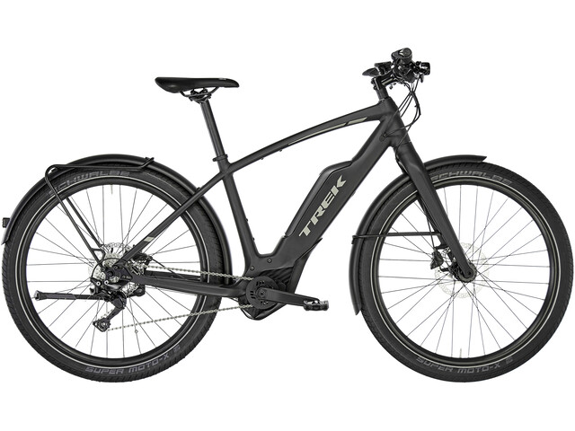 Trek Super Commuter+ 7 matte trek black